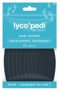 4GP2751 | Lyco'pedi Paddle Replacement Sandpaper