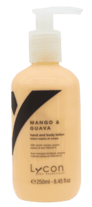 449LS - NEW MANGO & GUAVA LOTION 250-1000ml