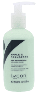 420LS - APPLE & CRANBERRY LOTION  250-1000ml
