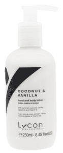 440LS - COCONUT & VANILLA LOTION 250-1000ml