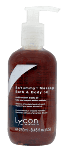 485LS - SOYUMMY MASSAGE, BATH & BODY OIL
