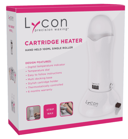 814A - LYCON Cartridges Heater - Hvid