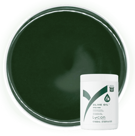 1SL0171 | Olive Oil Strip Wax 800ml