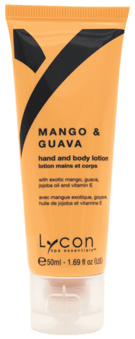 2ES1171 | NEW MANGO & GUAVA LOTION 50ml