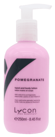 430LS - POMEGRANATE LOTION 250-1000ml