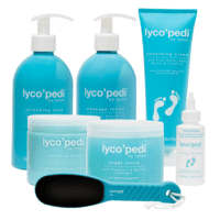 6GK3511 | Lyco'pedi Professional Collection