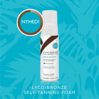 2AT1741 | LYCO-BRONZE Self-Tanning Foam 200ml